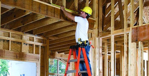 best ladder for high ceiling